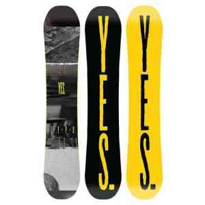 Yes Typo Snowboard