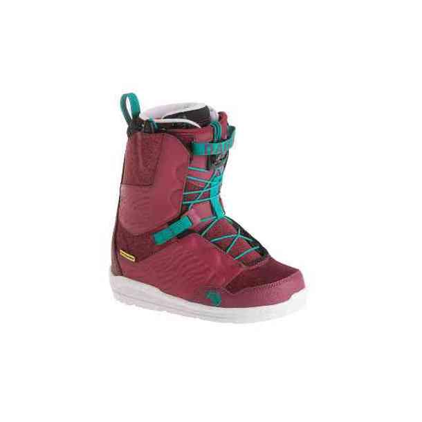 Damskie Buty Snowboardowe Northwave Dahlia Purple Red