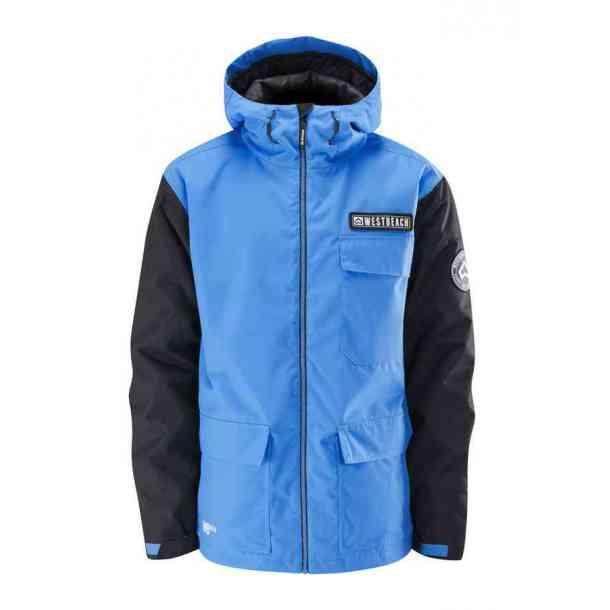 Męska Kurtka Snowboardowa Westbeach Bantam Iceberg Blue