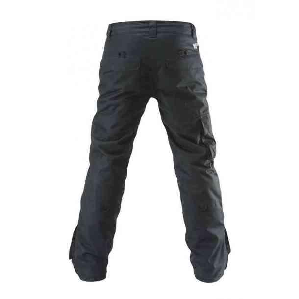 Damskie Spodnie Snowboardowe Westbeach Devotion Black