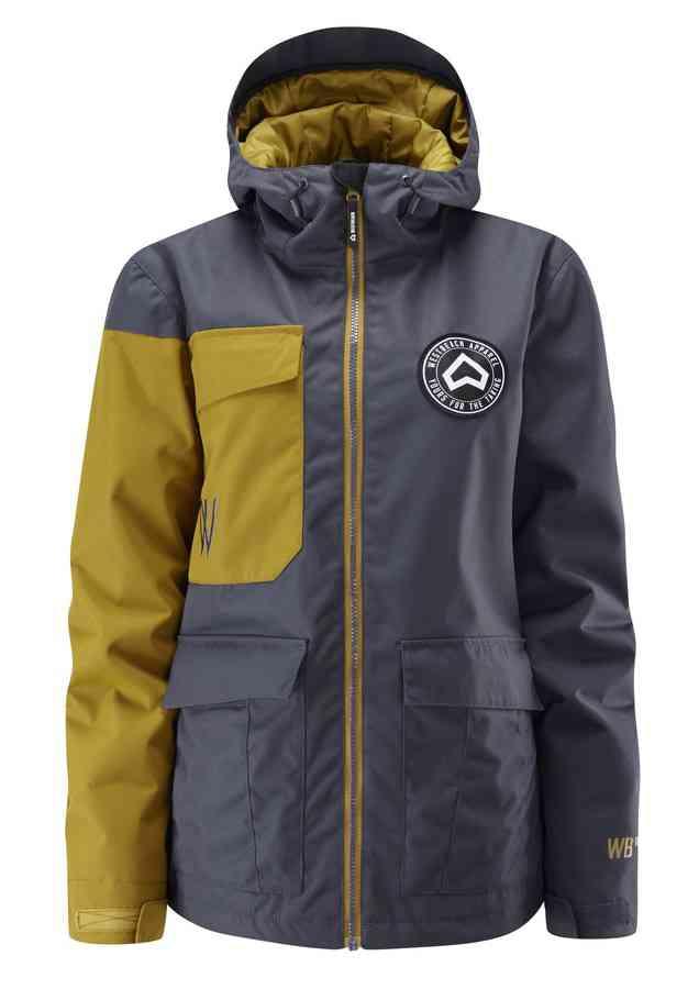 63502d7140 Women's Westbeach Flux Steel Snowboard Jacket