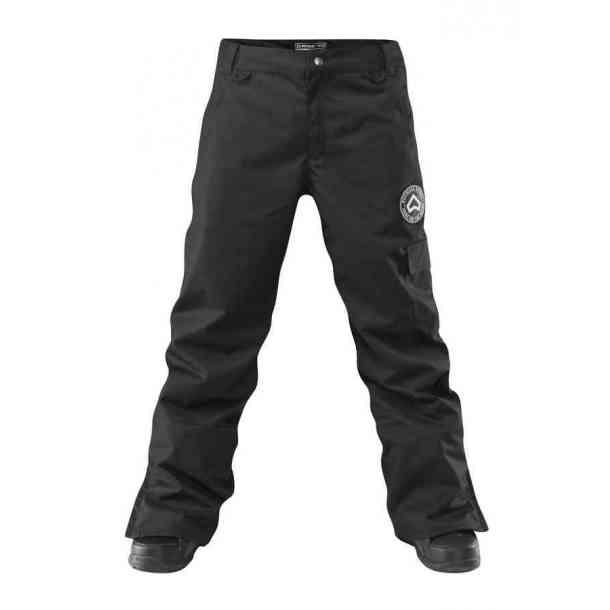 Męskie Spodnie Snowboardowe Westbeach Upstart Black