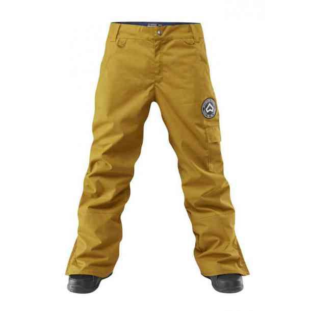 Męskie Spodnie Snowboardowe Westbeach Upstart Brown Sugar