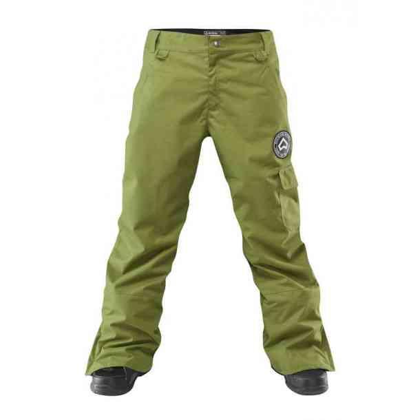 Męskie Spodnie Snowboardowe Westbeach Upstart Combat Green