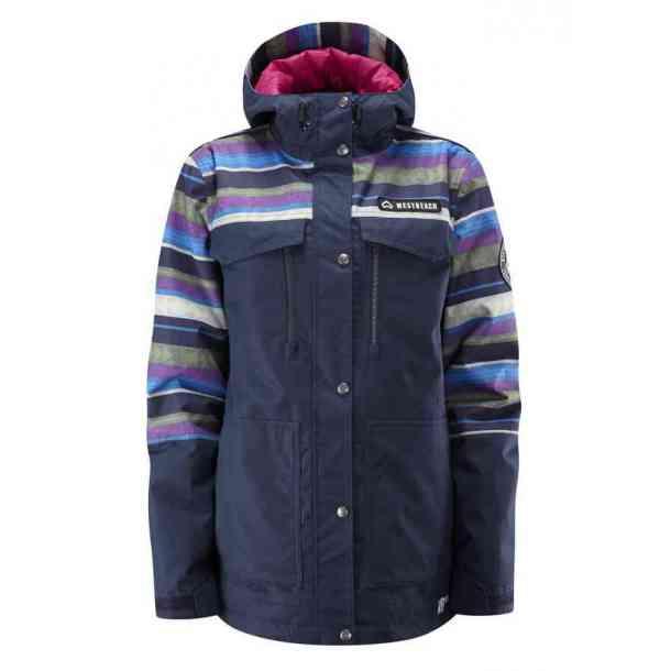 Women's Westbeach Waltz Ultramarine Snowboard Jacket