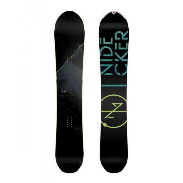Deska Snowboardowa Nidecker Megalight