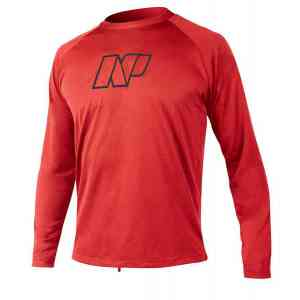 Koszulka Water Tee Neilpryde Men's L/S Red