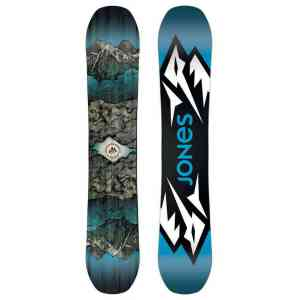 Deska Snowboardowa Jones Mountain Twin