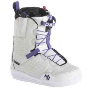 Womens Northwave Dahlia White Snowboard Boots