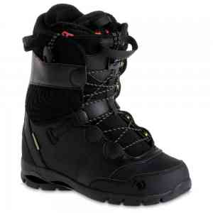 Mens Northwave Edge Black Snowboard Boots