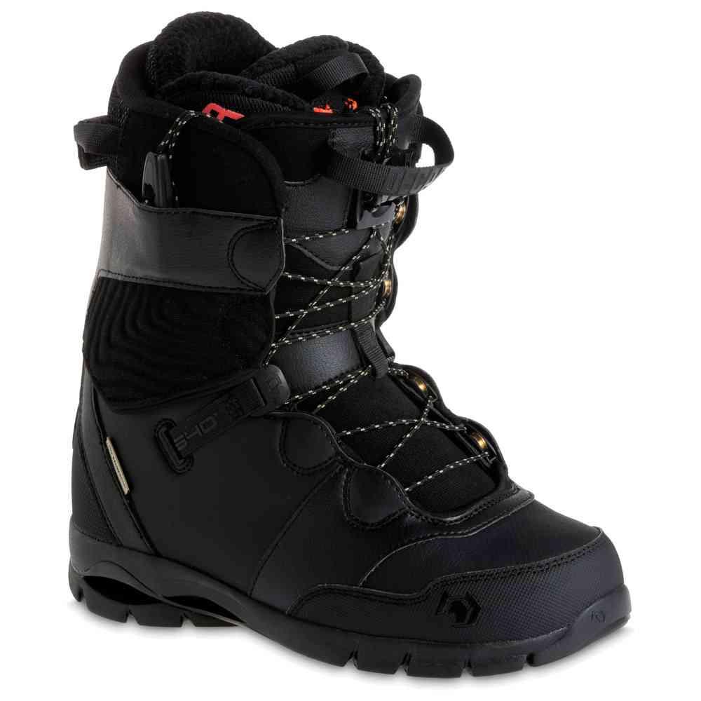 Mens Northwave Decade Black Snowboard Boots Sklep Snowboardowy Intersnow