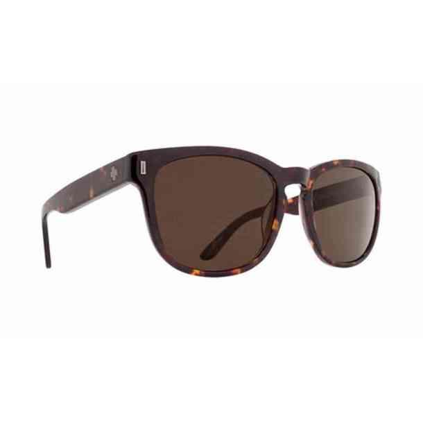 Okulary Przeciwsłoneczne Spy Beachwood Dark Tort Happy Bronze Polarized