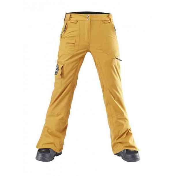 Damskie Spodnie Snowboardowe Westbeach Atomic Brown Sugar