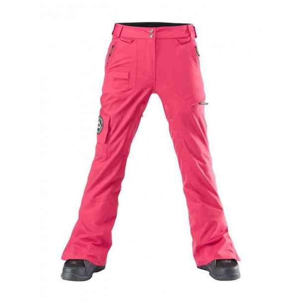 Damskie Spodnie Snowboardowe Westbeach Atomic Cherry