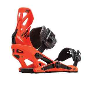 Wiązania Snowboardowe Now  Select Pro Orange