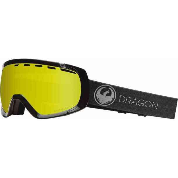 Gogle Dragon Rogue Echo Photochromic/Yellow