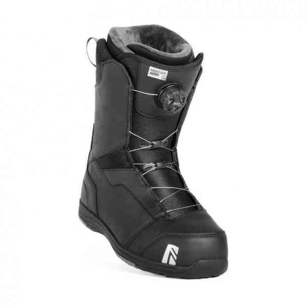 Flow Triton BOA Focus Black Snowboard Boots