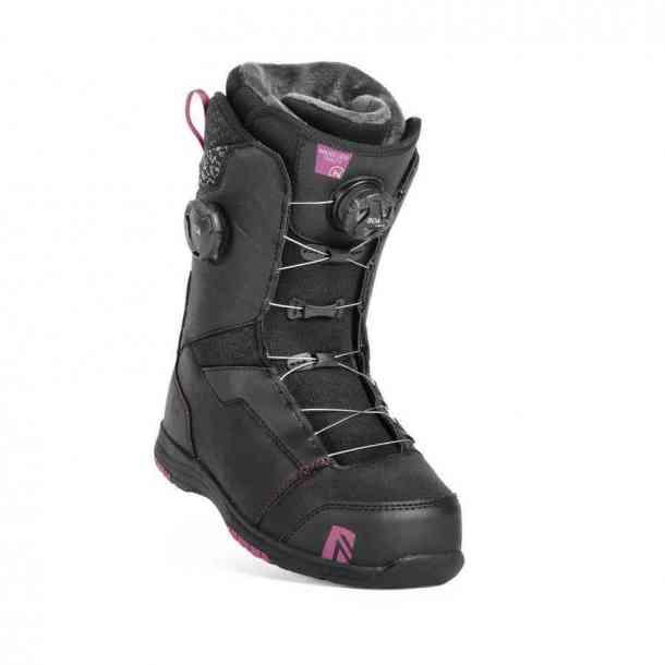 Buty Snowboardowe Flow Trinity Boa Focus Black Sklep Snowboardowy Intersnow