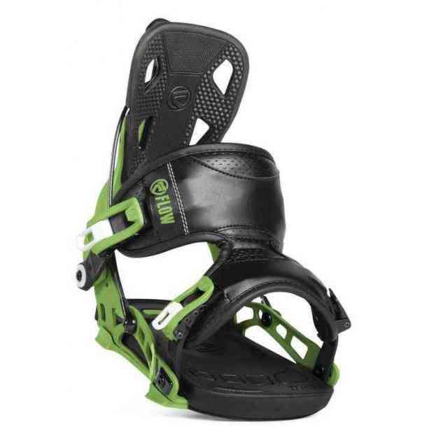 Wiązania Snowboardowe Flow NX2 Green