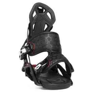 Wiązania Snowboardowe Flow Fuse-GT Black
