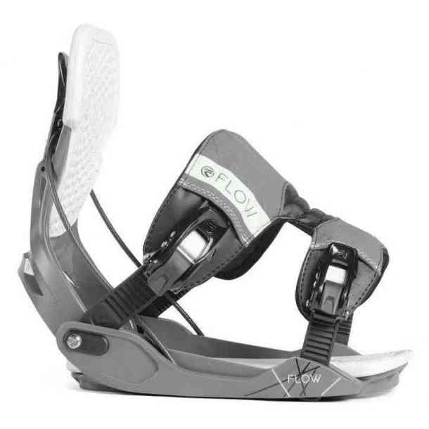 Wiązania Snowboardowe Flow Minx Space Grey