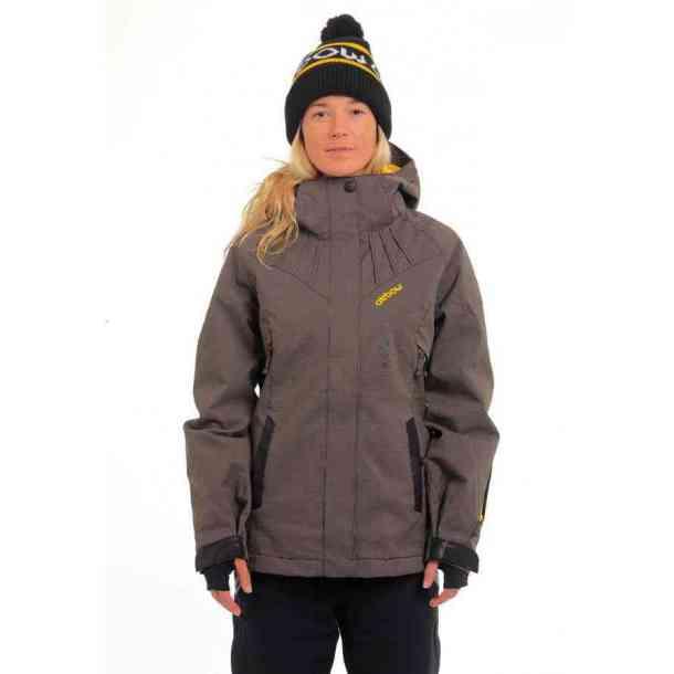 Damska Kurtka Snowboardowa Oxbow Ralia Black