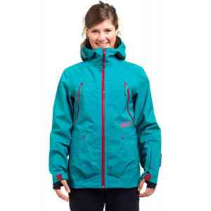 Women's Oxbow Ramy Mint Snowboard Jacket