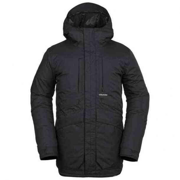 Kurtka Snowboardowa Volcom Fifty Fifty Insulated Black