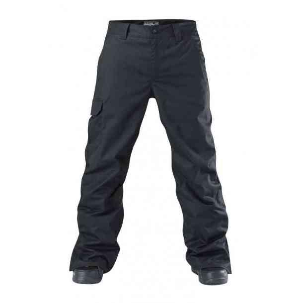 Męskie Spodnie Snowboardowe Westbeach Fidelity Black