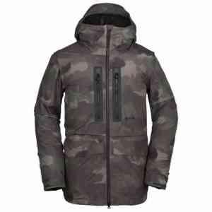 Kurtka Snowboardowa Volcom Stone Gore-Tex Camouflage