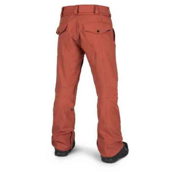 Spodnie Snowboardowe Volcom Articulated Burnt Orange