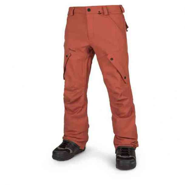 Spodnie Snowboardowe Volcom Articulated Burnt Orange