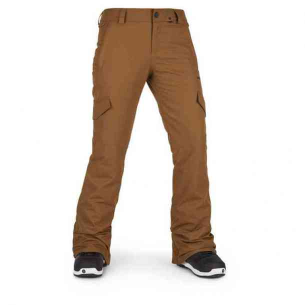 Spodnie Snowboardowe Volcom Bridger Insulated Copper