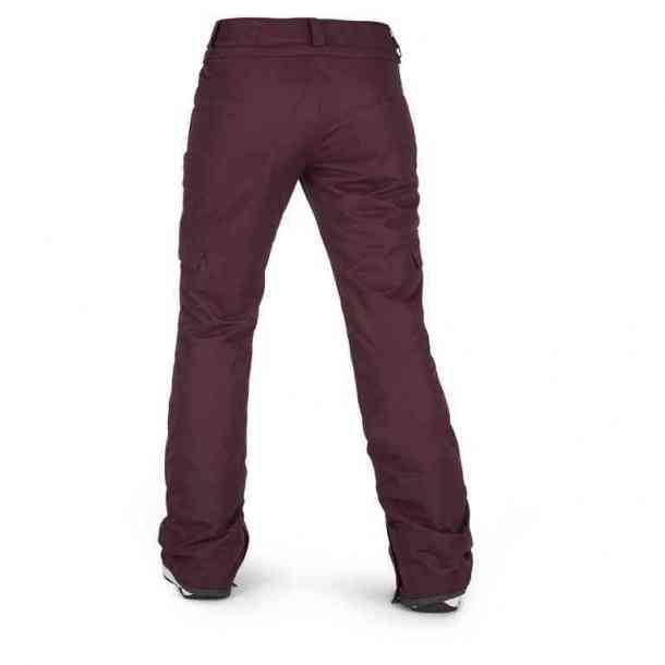 Spodnie Snowboardowe Volcom Bridger Insulated Merlot