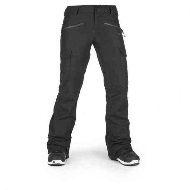 Spodnie Snowboardowe Volcom Mira Black