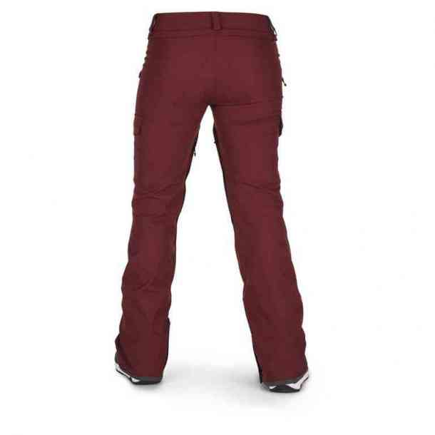 Spodnie Snowboardowe Volcom Mira Burnt Red