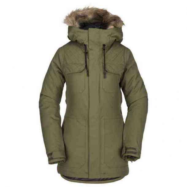 Women's Westbeach Flux Steel Snowboard Jacket