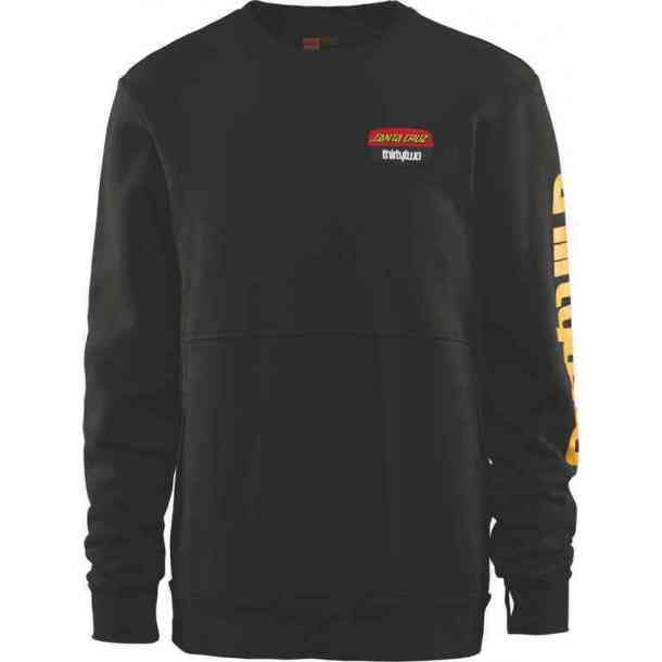 Bluza ThirtyTwo Vault Crew Black