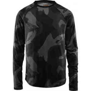 Koszulka Termiczna ThirtyTwo Ridelite Baselayer Black/Camo