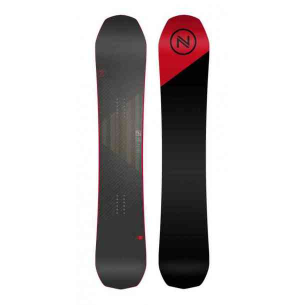 Snowboard Nidecker Platinum Black