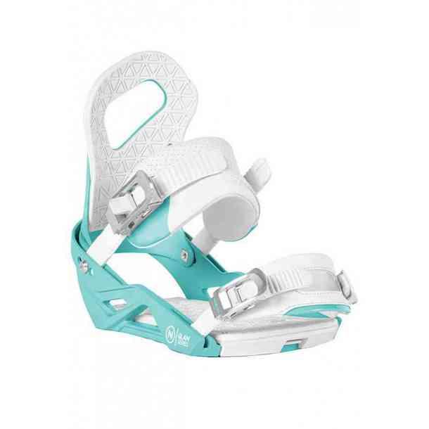 Wiązania Snowboardowe Nidecker Glam Blue