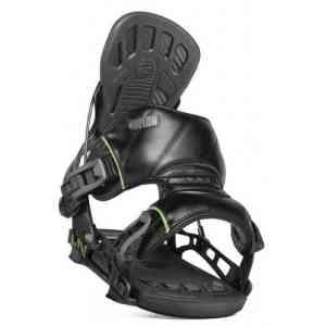 Wiązania Snowboardowe Flow NX2-GT Black