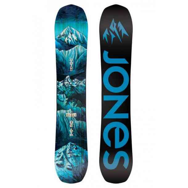 Deska Snowboardowa Jones Frontier