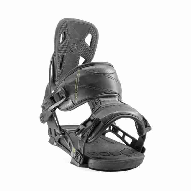 Wiązania Snowboardowa Flow NX2 Black