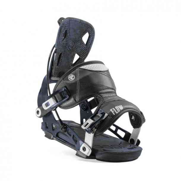 Flow NX2 Black Snowboard binding