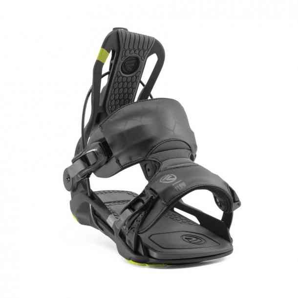 Wiązania Snowboardowa Flow Fenix Black