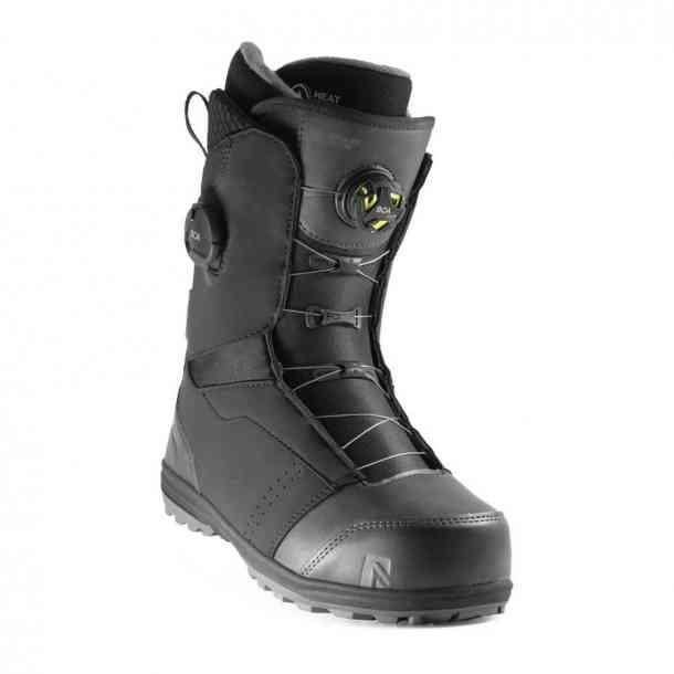 Nidecker Triton Boa Focus Black Snowboard Boots