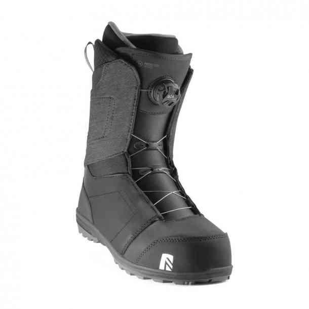 Nidecker Triton Boa Focus Midnight snowboard boots