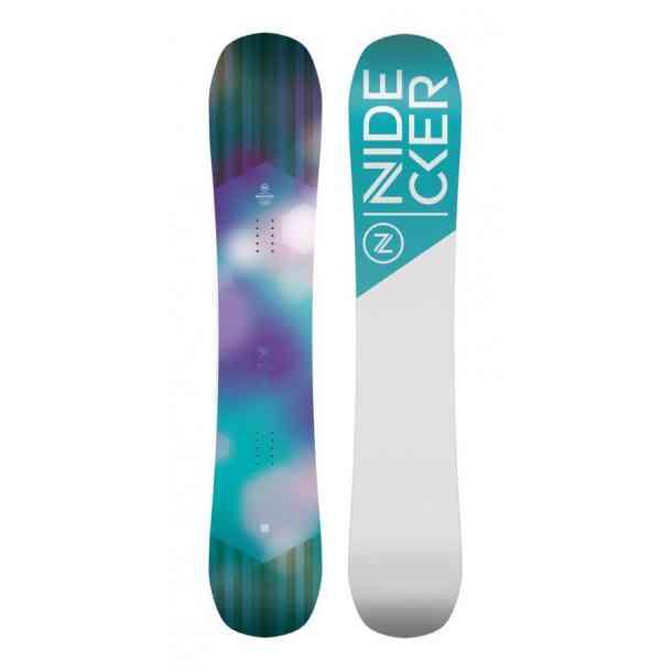 Deska Snowboardowa Nidecker Angel