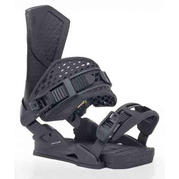 Wiązania Snowboardowa Drake Supersport Black